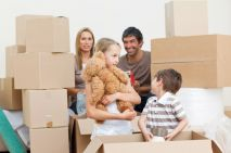 Avoid Accidents When Moving House - Get LE1 Man And Van Services